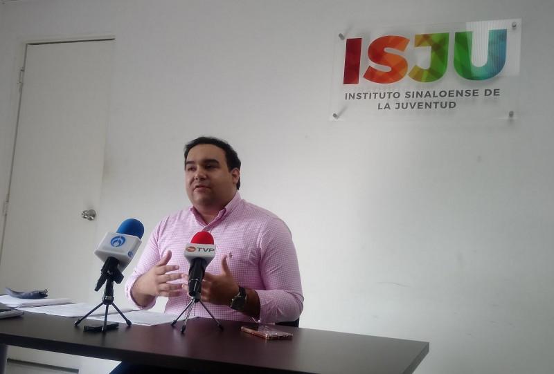 El ISJU convoca a jóvenes sinaloenses a participar encuentro juvenil de estrategias sociales