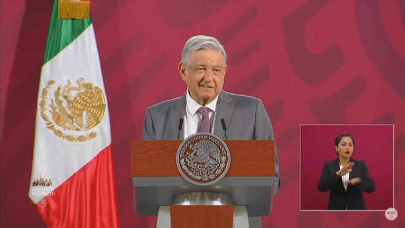 El presidente AMLO se realizar prueba de COVID cada semana
