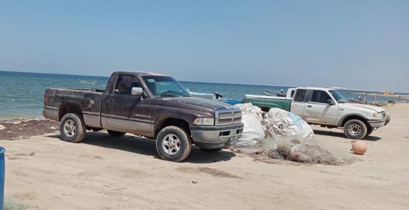 Retiene Conapesca más de 112 mil kilos de producto pesquero y acuícola