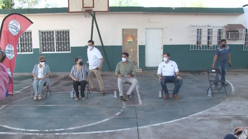 Escuela Manuel Ávila Camacho objeto de robo por tercera ocasión