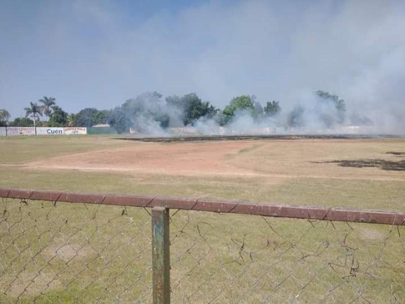 reportan vandalismo en campos de béisbol de Ahome
