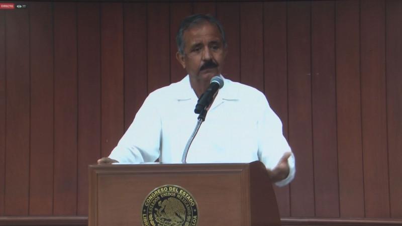 Reclama Jesús Estrada a diputados que no se aprobó el incremento al predial el 2019