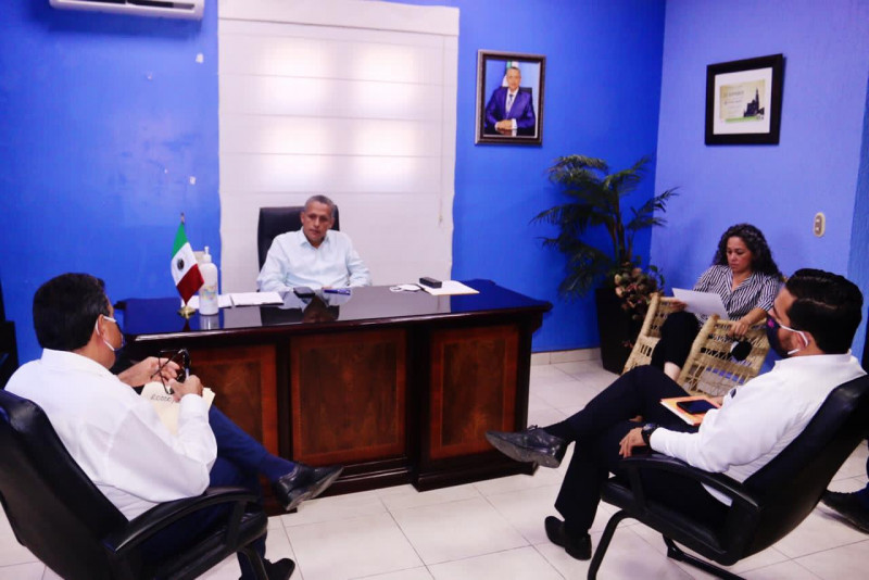 Ayuntamiento de Rosario busca acuerdo con CFE
