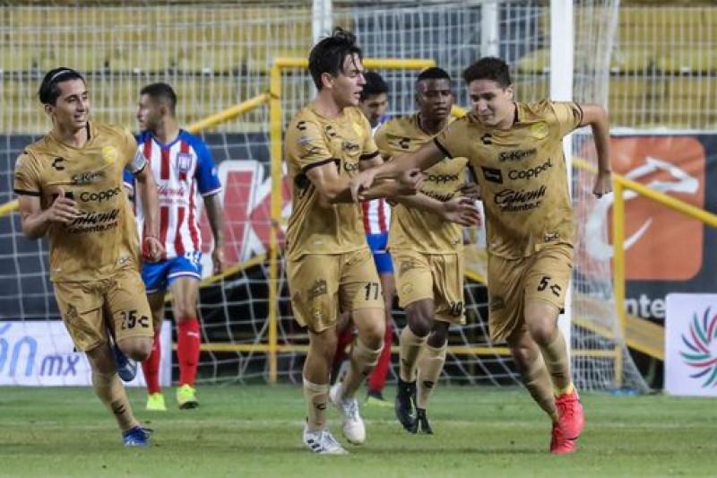 Dorados empata a un gol con Tapatío en la Liga de Expansión