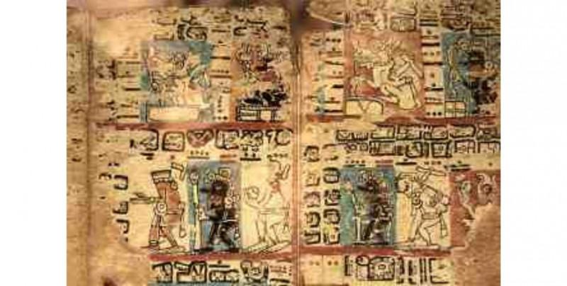 Después de no conseguir el penacho de Moctezuma, ahora AMLO le pide a Alemania el Códice Maya