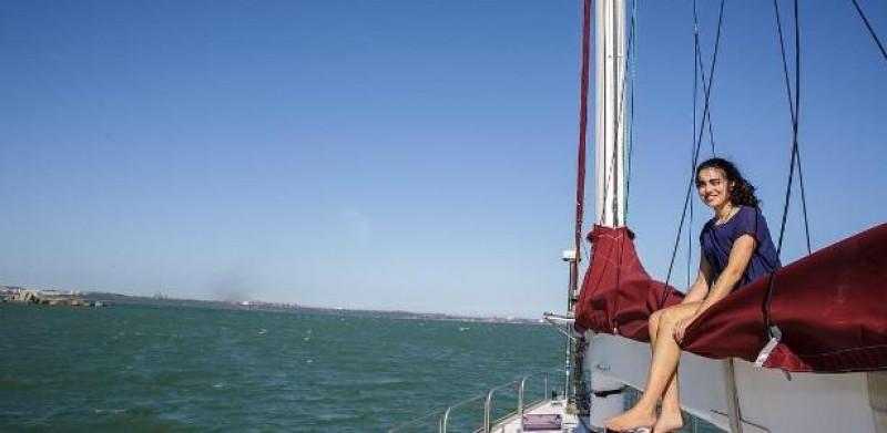 La precoz hija de Amyr Klink planea cruzar el Atlántico sola en un velero