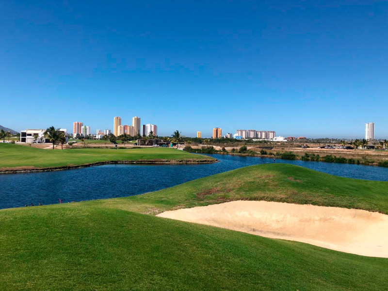 Se llevará a cabo el Primer Torneo de Golf  Marina Mazatlán