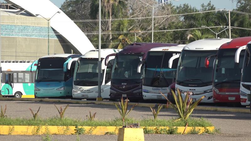 Sigue el arribo de turistas a Mazatlán