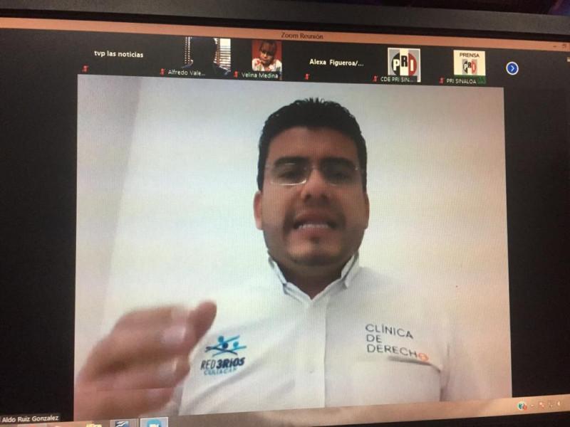 Presenta Alfredo Valenzuela  amparo por acusaciones de Pedro Villegas Lobo