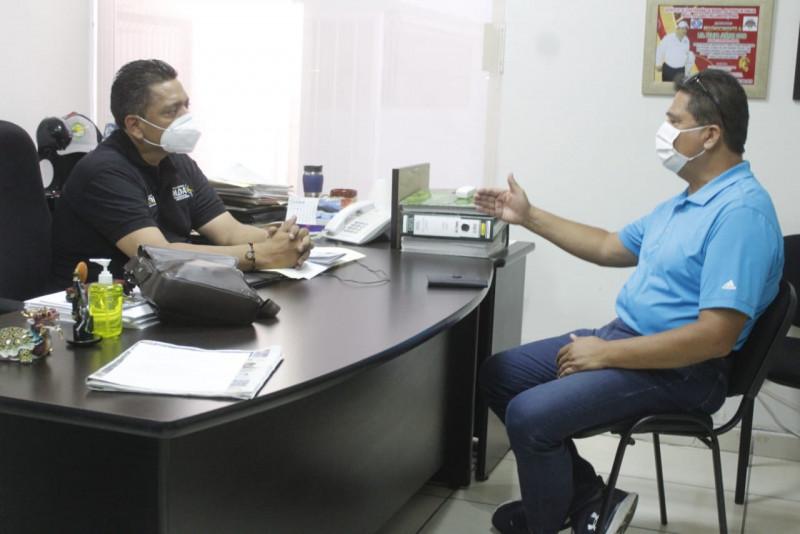 IMDA apoya el desarrollo de pelotero en Ahome