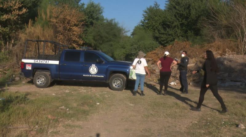 Se unen expertos a búsqueda de osamentas en Los Mochis
