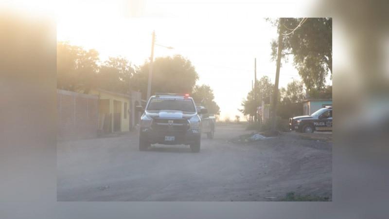 Toda la policía se encuentra armada en Cajeme