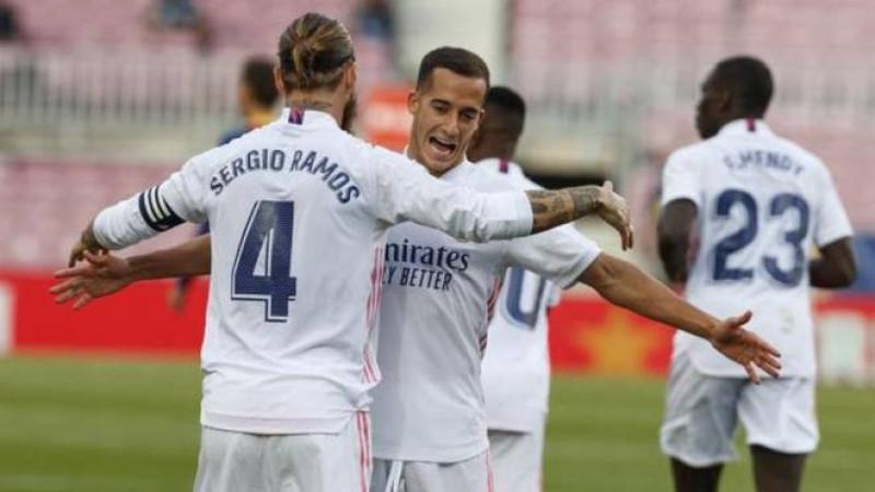 Real Madrid se lleva el Clásico Español