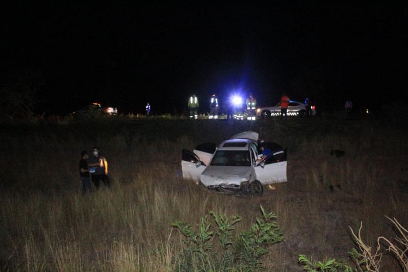 Muere joven en accidente carretero