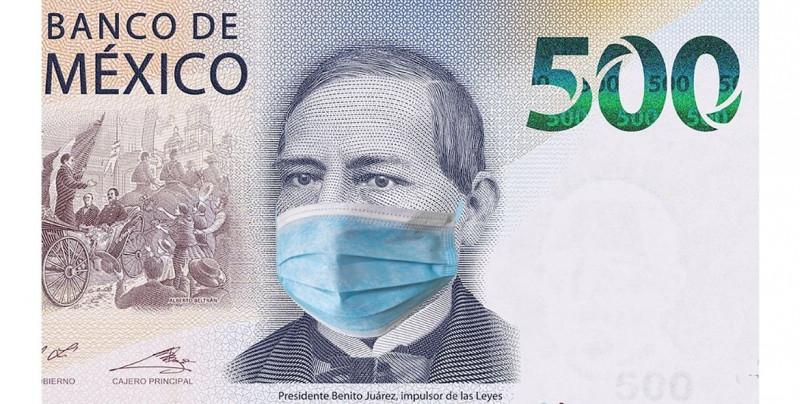Economía mexicana se desploma 9.4 % interanual en agosto
