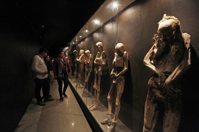 Momias de Guanajuato, el tenebroso y polémico museo mexicano