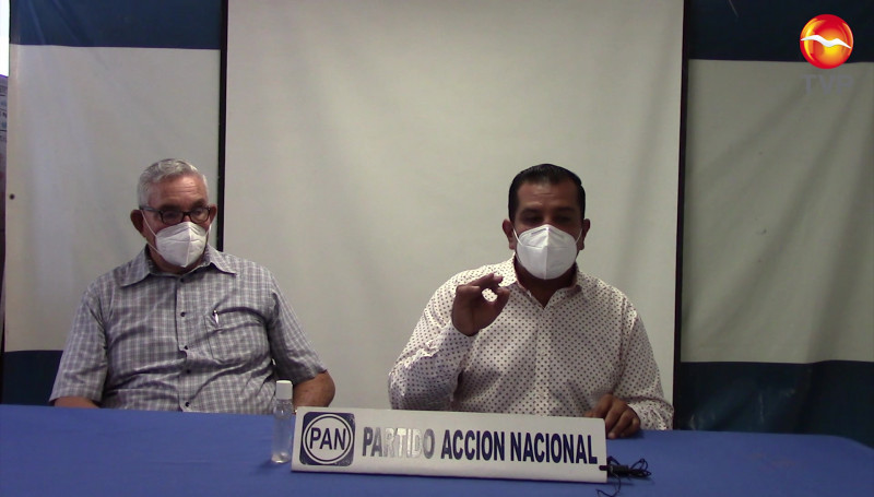 PAN en Mazatlán lanza reto al Alcalde, Benítez Torres