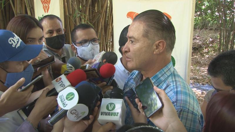 Sin definir postura gobernador de Sinaloa a disolver pacto federal
