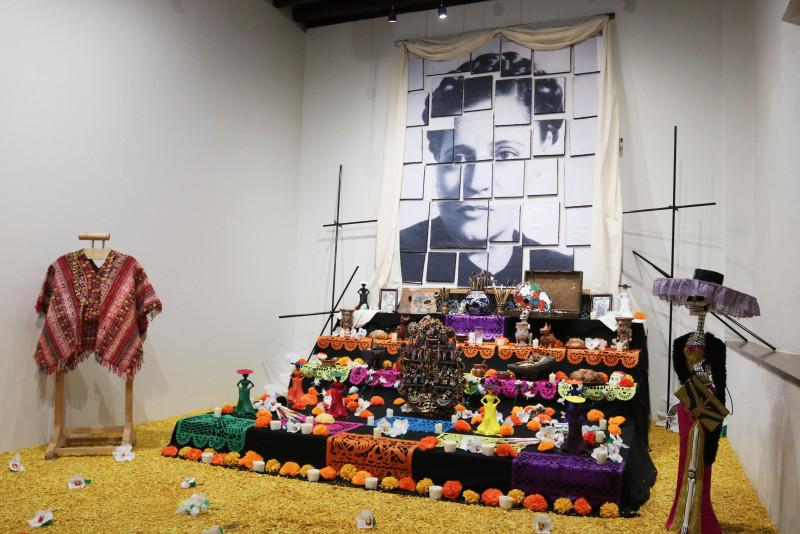 """Museos esperan con ofrendas la """"llegada"""" de artistas mexicanos fallecidos"""
