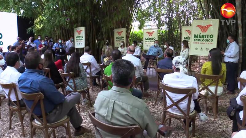Reconocen a 'soldados del medio ambiente' en Sinaloa