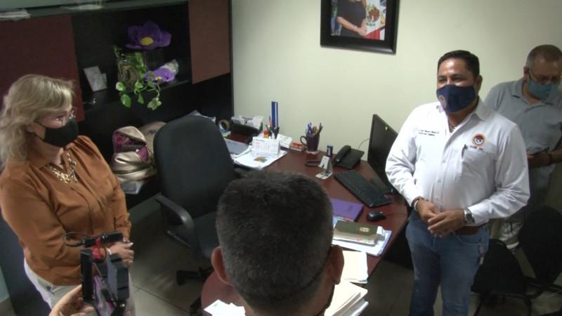 Coparmex Obregón en contra de paralización de empresas