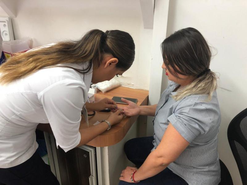Llegan más vacunas para la influenza a Los Mochis