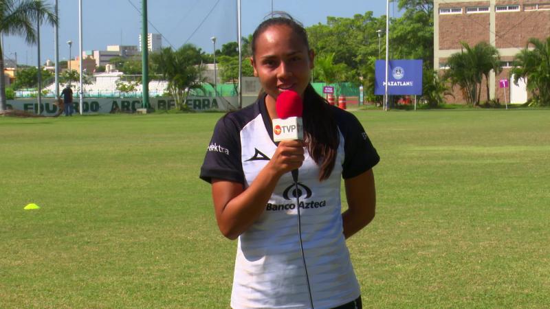 Conoce a Michell Guerrero jugadora de Mazatlán FC