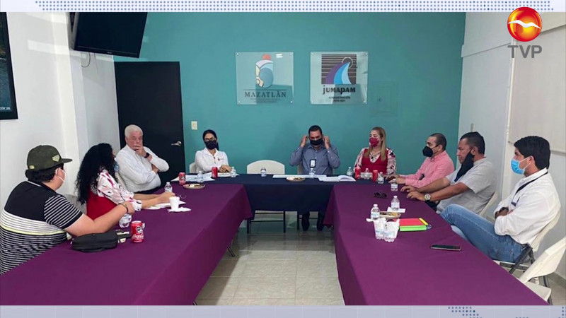 Firman convenio de pago para saldar deuda del Centro Penitenciario de Mazatlán
