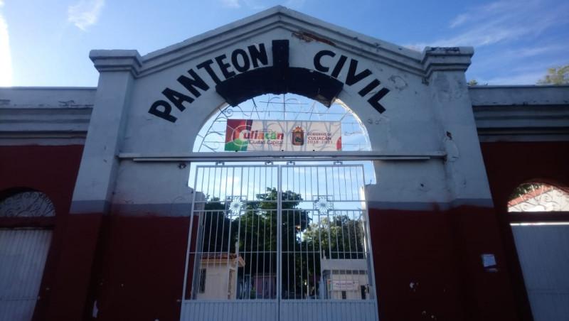 Panteones cerrados en Culiacán hasta el 04 de noviembre