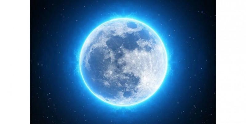 ¡Este Halloween lucirá una bella luna azul!