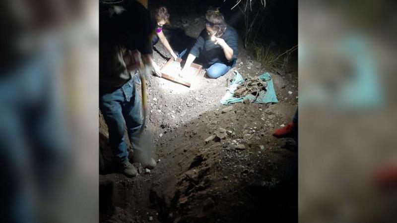 Tras llamado anónimo Madres Buscadoras localizan varios cuerpos