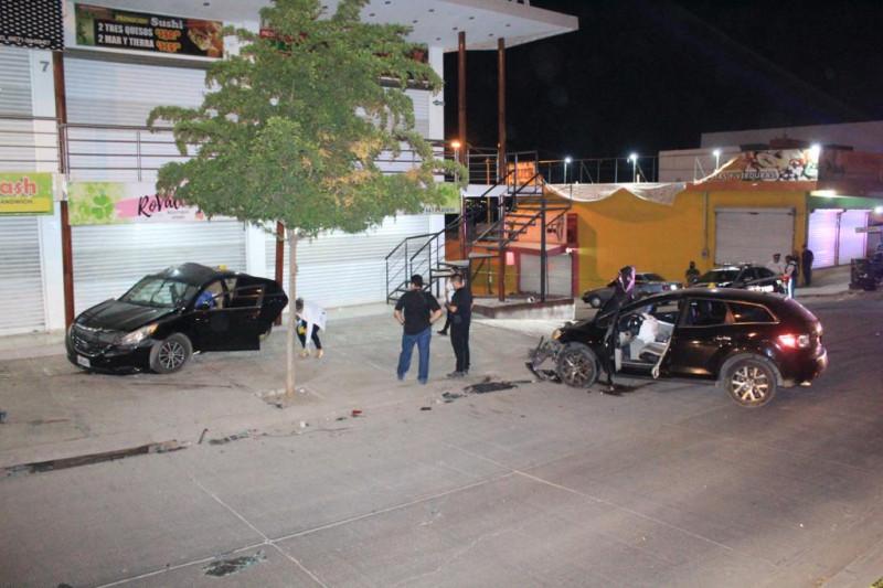 Accidente de auto deja un muerto