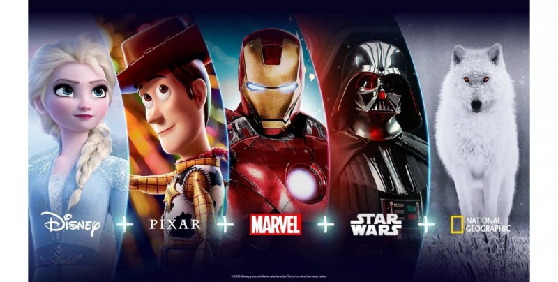 Disney+ llegará a México el 17 de noviembre y esto cuesta la preventa
