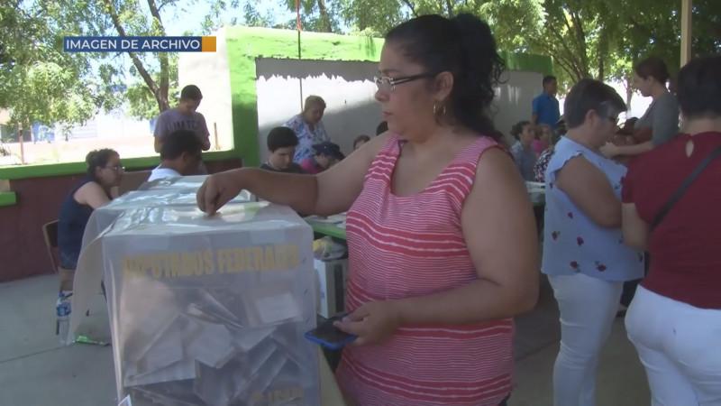 Instalará el INE 5 mil casillas en Sinaloa, con el apoyo de 286 mil ciudadanos funcionarios