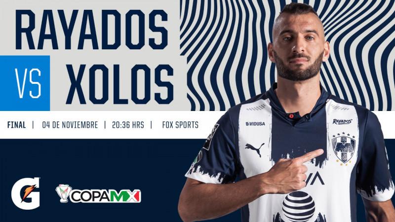 Previa; Rayados vs Xolos por la Copa MX