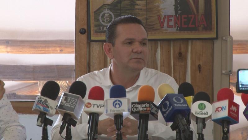 Presenta renuncia Sergio Torres a la Secretaria de Pesca y Acuacultura