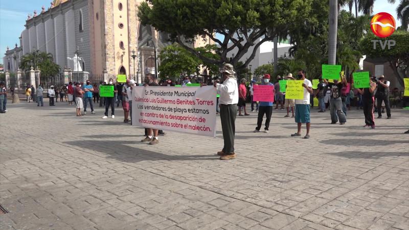 Protestan por la ampliación de ciclovías en Mazatlán