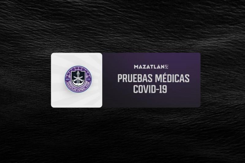 Pruebas Negativas en COVID-19: Mazatlán F.C.