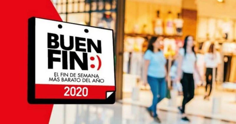 El Buen Fin 2020 será del 09 al 20 de noviembre: CANACO
