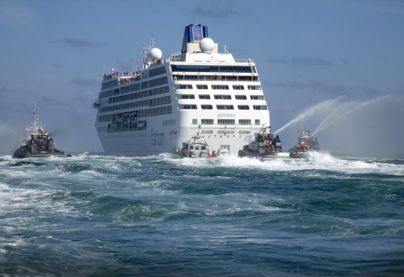 Isla de Florida veta a grandes cruceros en pro del ambiente y contra la covid