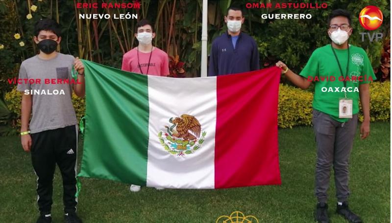 Mazatleco gana Olimpiada de Matemáticas de Centroamérica y el Caribe