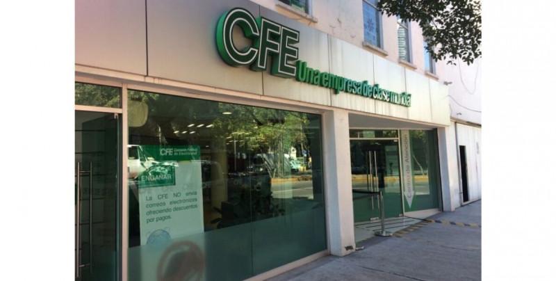 CFE prevé tarifas eléctricas 50% más baratas para 2022, afirma diputado morenista