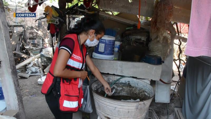 Siguen sin ningún caso de dengue: Alvídrez Labrado