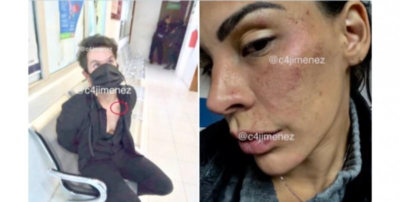 Trasladan a Eleazar Gómez al Reclusorio Sur de la CDMX por tratar de estrangular a su novia