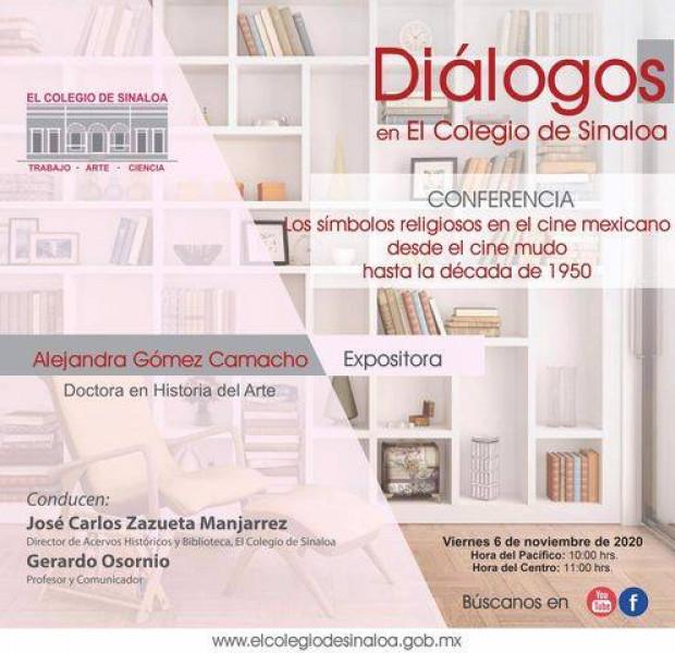 Continua el programa Diálogos en El Colegio de Sinaloa