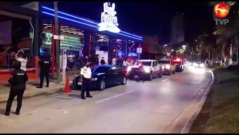 Operativo redes suspende restaurante-bar y amonesta a un club nocturno