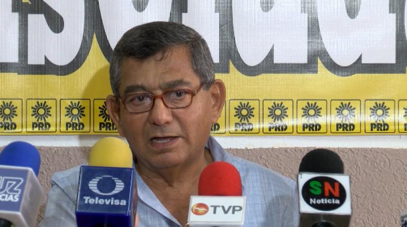 Muere Audomar Ahumada Quintero Presidente del PRD en Sinaloa