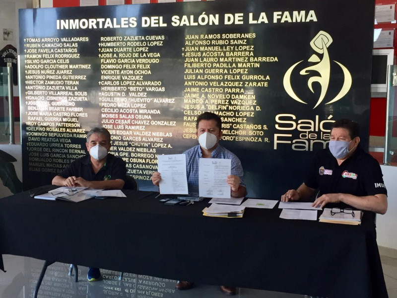 Dan a conocer convocatoria para elegir nuevos miembros al salón de la fama al merito municipal en Culiacán