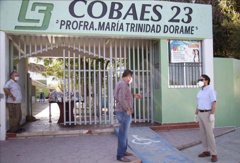 Maestros de Cobaes se volverán a manifestar, ahora serán por dos días