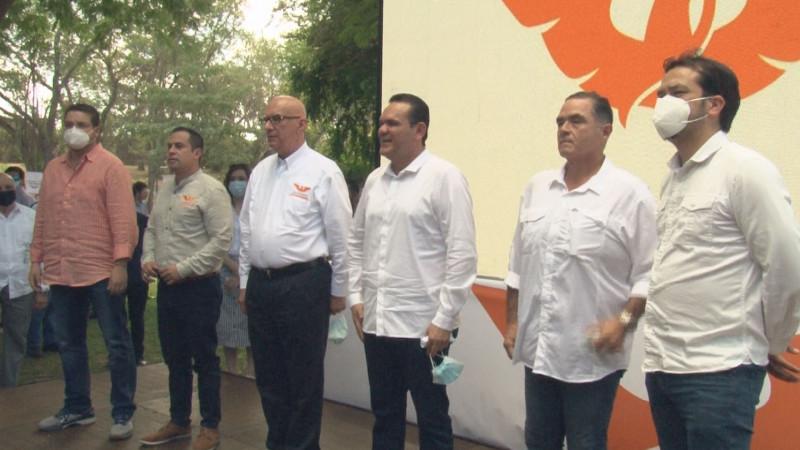 Sergio Torres va con Movimiento Ciudadano por la gubernatura de Sinaloa